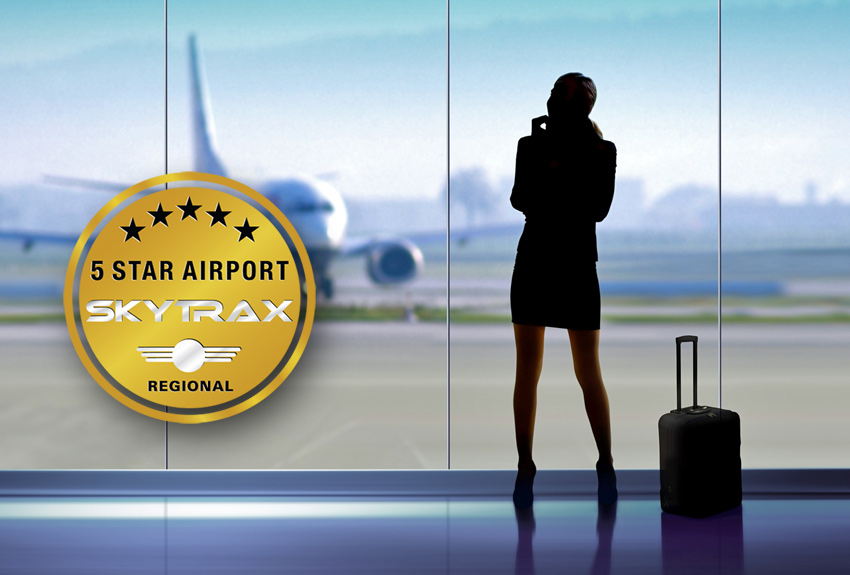 introduction of 5 star regional airport rating