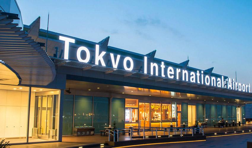 tokyo international airport haneda 5 star airport