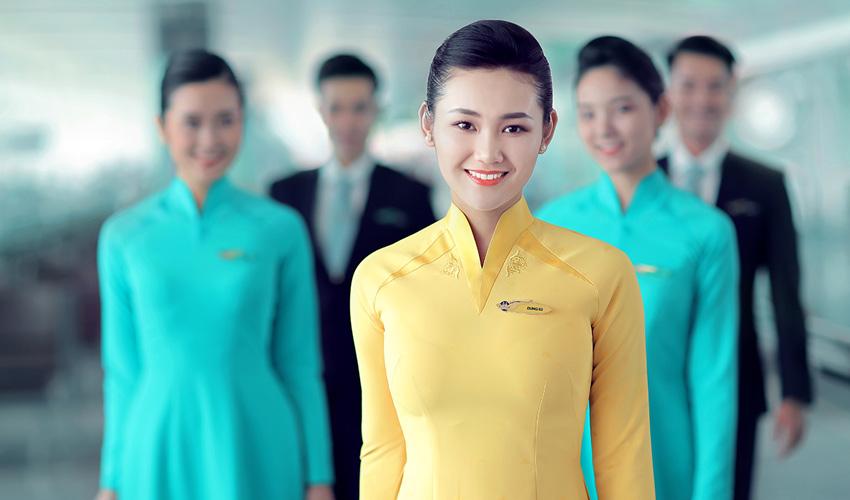 vietnam airlines cabin staff