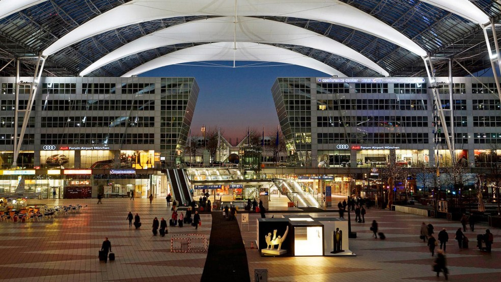 Munich Airport 5-Star Rating - Skytrax