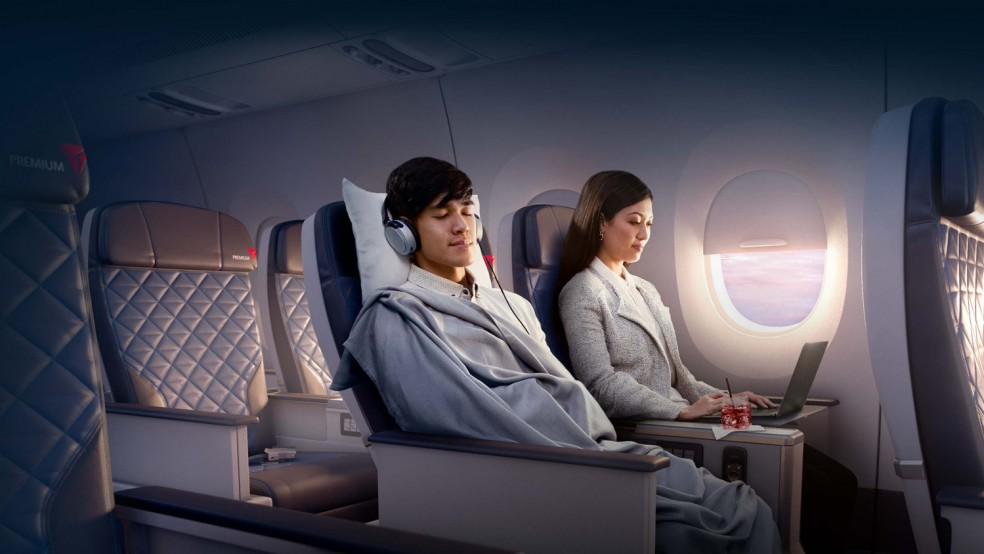 Delta Air Lines – Skytrax