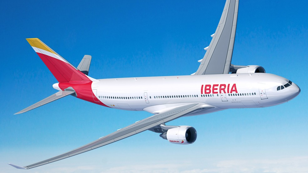 Iberia 4 Star Airline Rating
