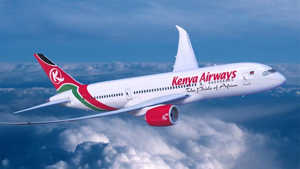 Image result for kenya airways