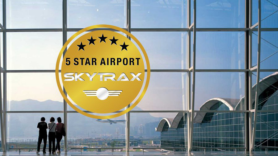 hong kong international airport 5 star