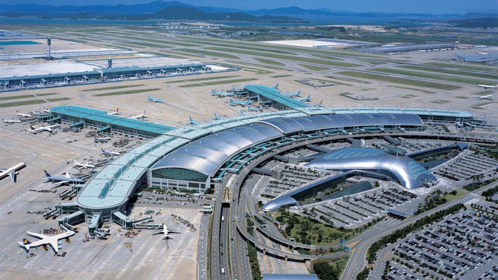 Incheon International Airport 5-Star Rating - Skytrax