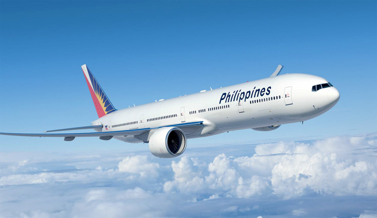 philippine airlines aircraft