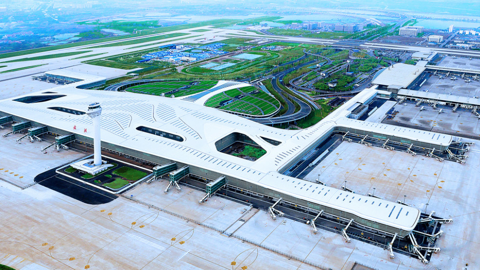 Wuhan Tianhe International Airport 武汉天河国际机场 3-Star Rating ...