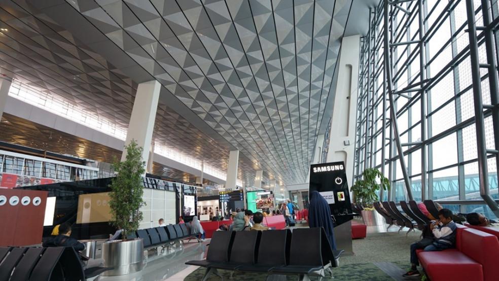 Jakarta Soekarno Hatta International Airport Is A 3 Star Airport Skytrax