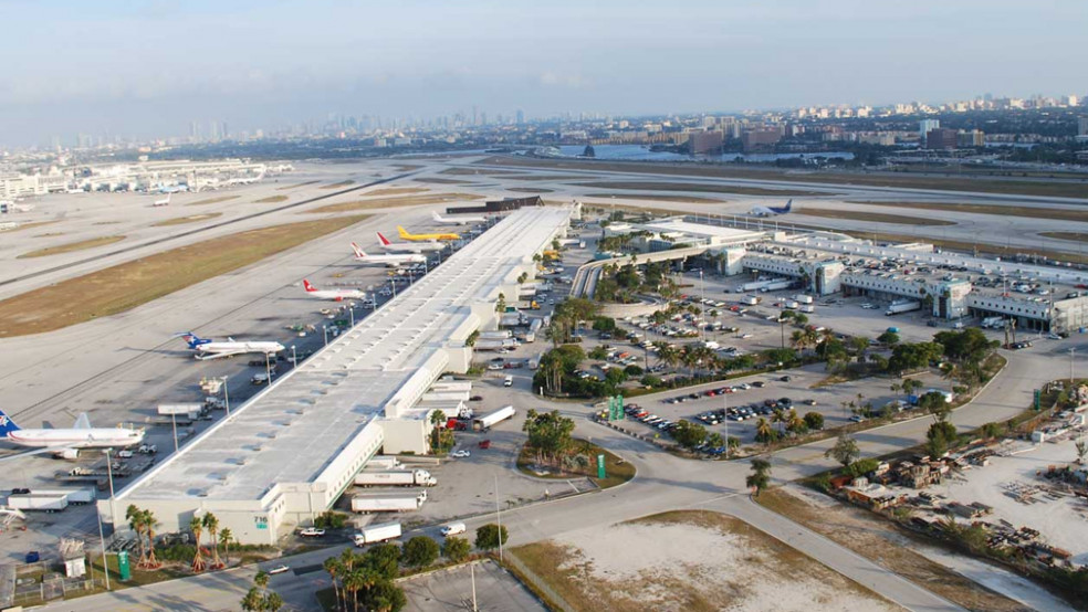Miami International Airport is a 3-Star Airport | Skytrax