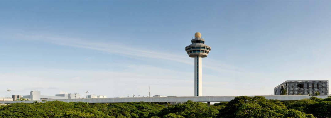 singapore changi control tower