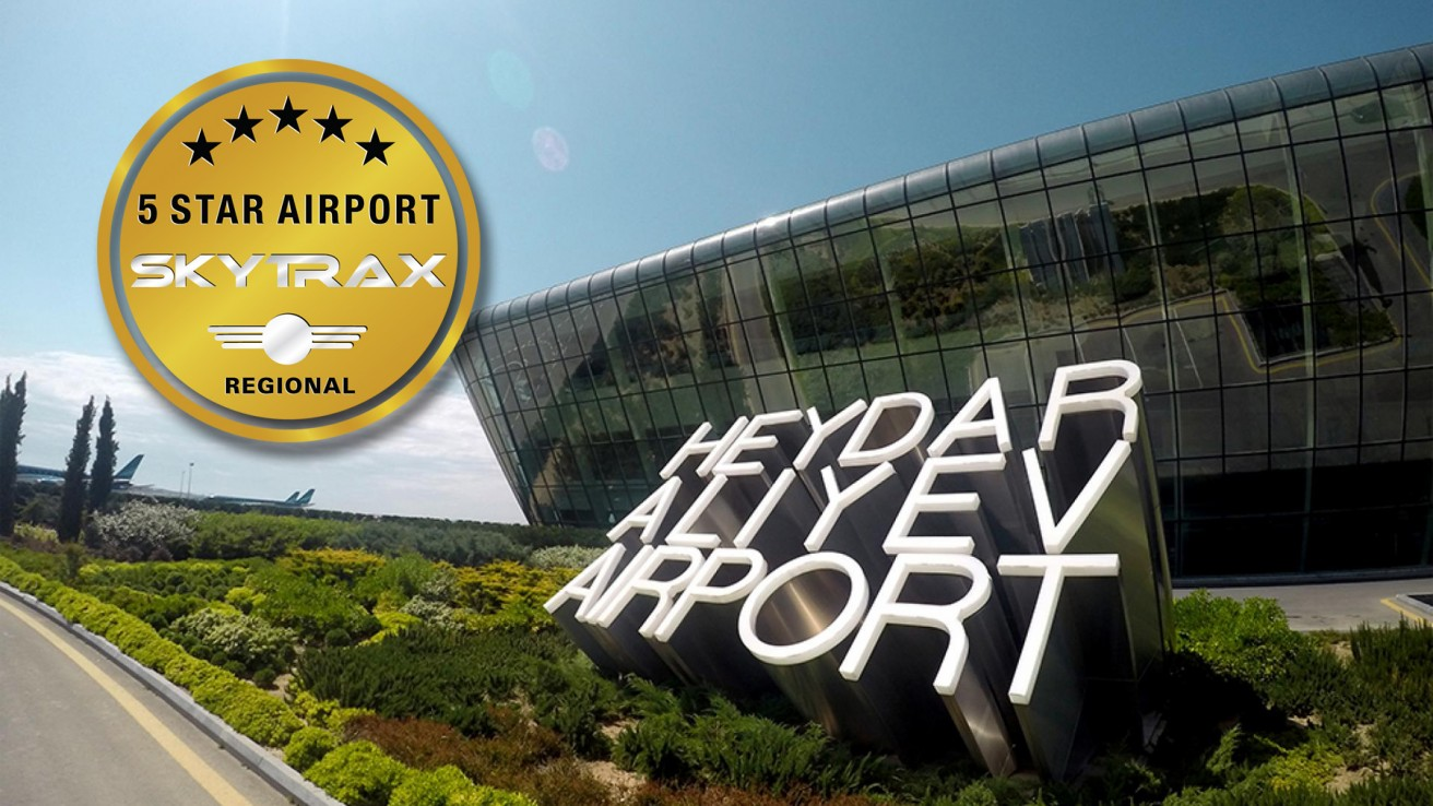 heydar aliyev 5 star regional airport