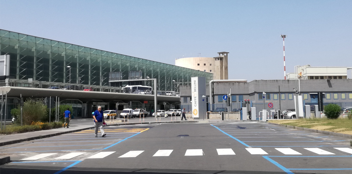 Catania International Airport is a 3-Star Airport   Skytrax