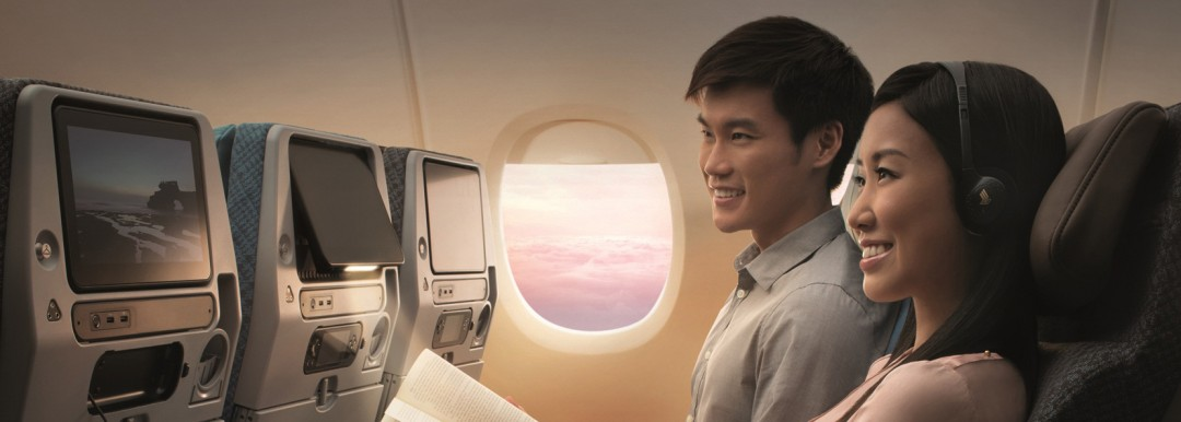 singapore airlines economy passengers