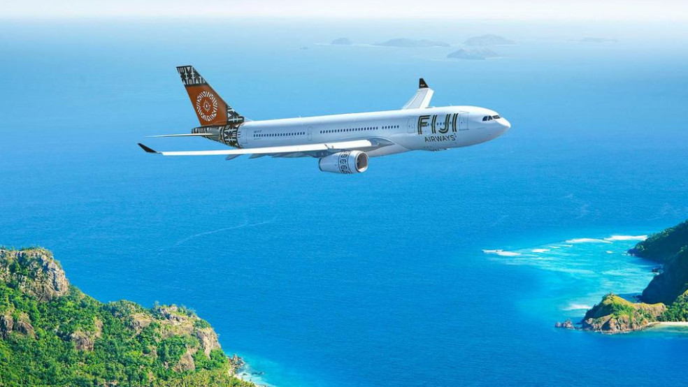 Fiji Airways Is Certified As A 4 Star Airline Skytrax