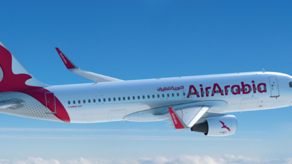 Air Arabia is certified as a 3-Star Low-Cost Airline | Skytrax