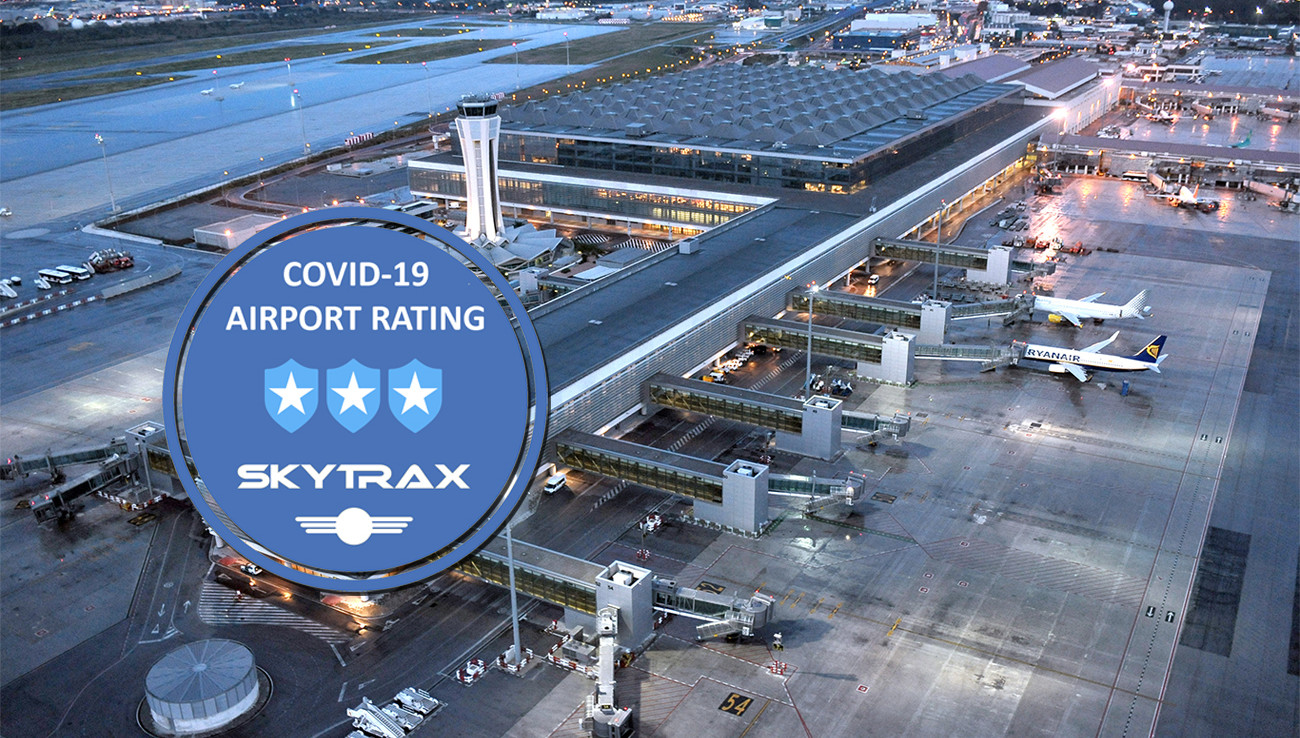 Airport Covid-19 3 Star Rating