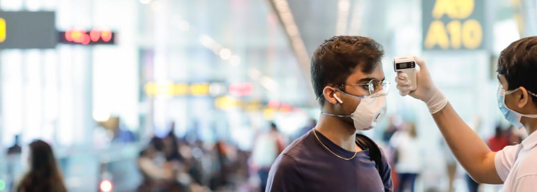 Changi Airport testing